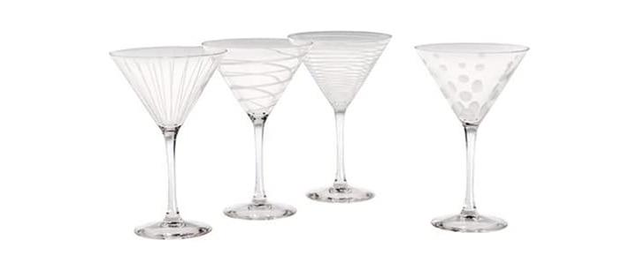 Mikasa Cheers Martini Glass