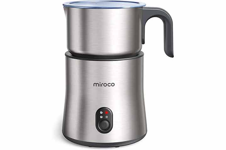 Miroco 4 in 1 Automatic Milk Frother