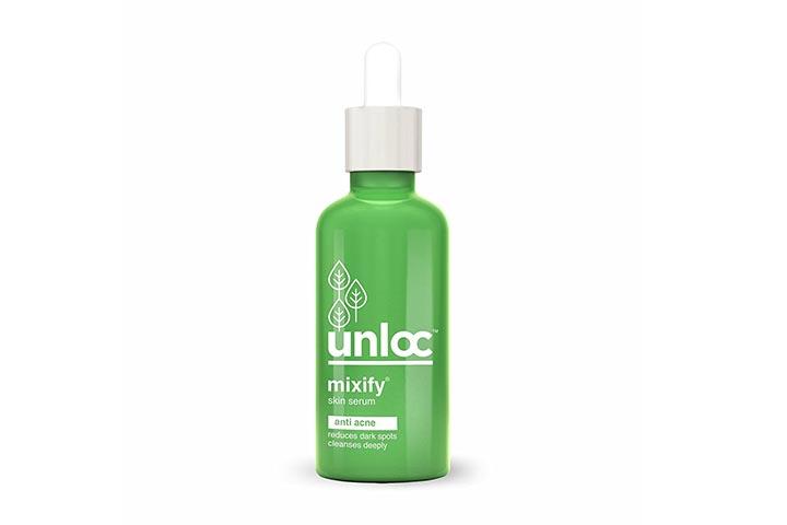 MixifyUnloc Anti-Acne Face Serum