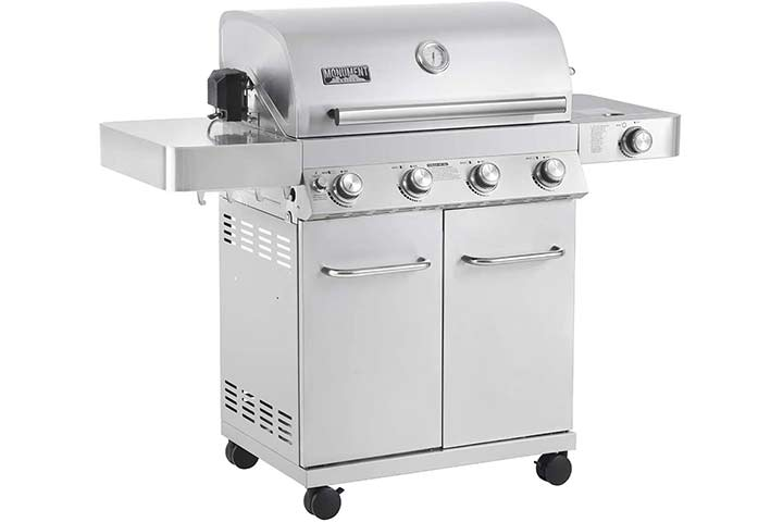 Monument Grills Propane Gas Grill