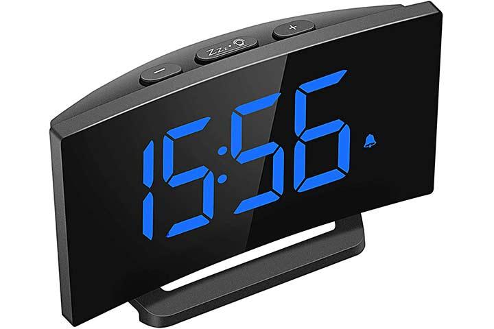 Mpow Digital Alarm Clock