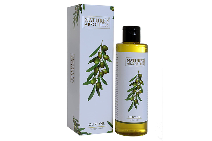 Nature's Absolutes Olive Oil