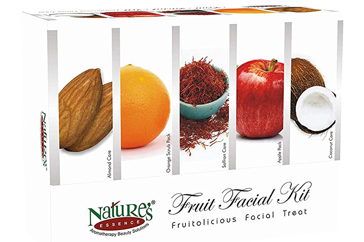 Nature's Essence Fruit Facial Kit