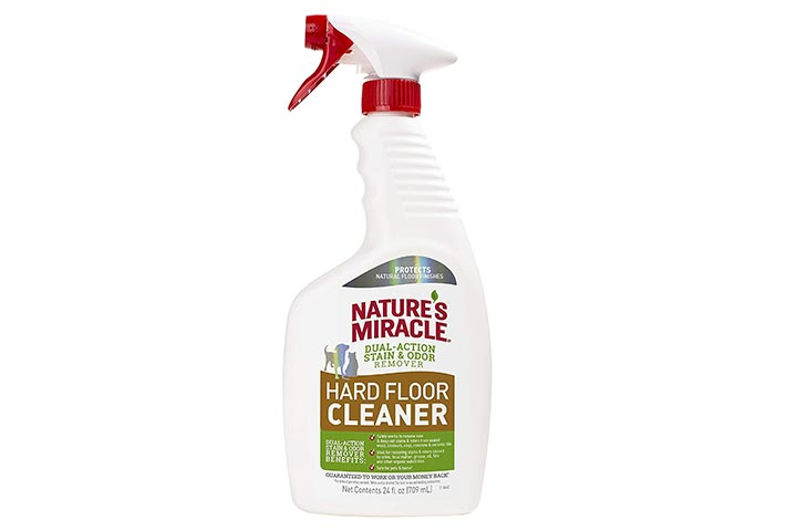 Natures Miracle Hard Floor Cleaner
