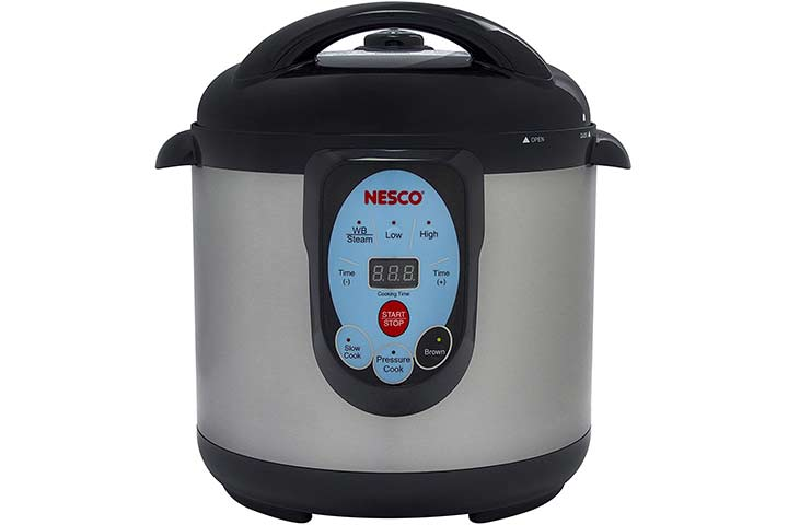 Nesco Smart Pressure Canner and Cooker