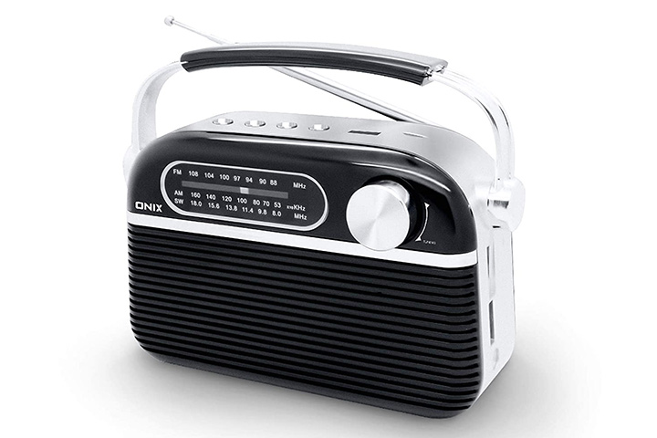 Onix Melody Delux Portable Rechargeable Radio