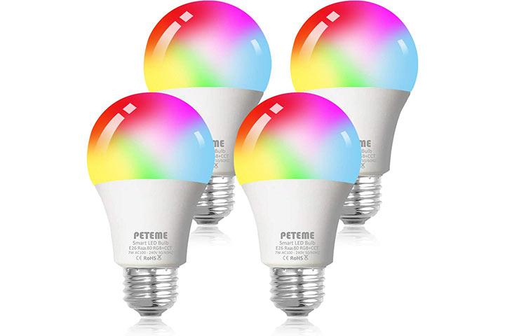 Peteme Smart Light Bulb