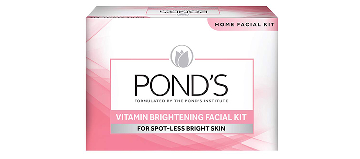 Pond's Home Facial Kit