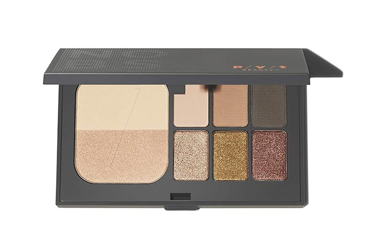 Pyt Beauty Day-To-Night Eyeshadow Palette