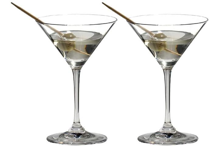 Riedel Vinum Martini Glasses