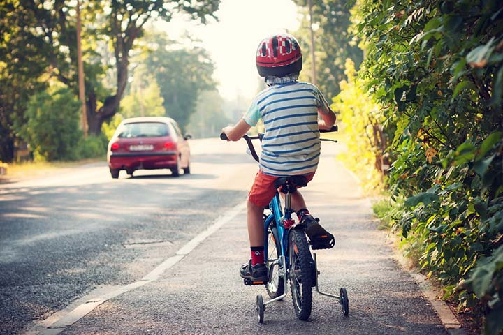 Road Safety Rules For Children