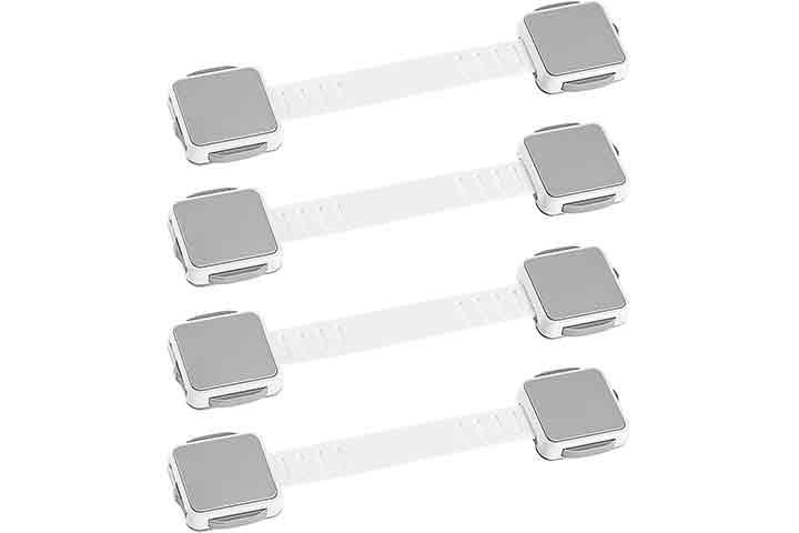 SANBRAGE Child Safety Strap Locks