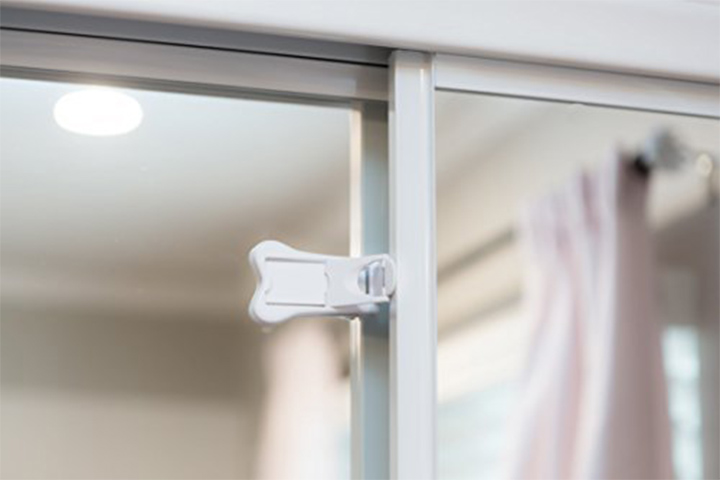 Secure Home Sliding Door Locks