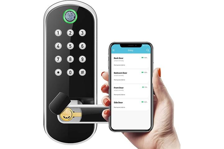 Sifely Fingerprint Door Lock