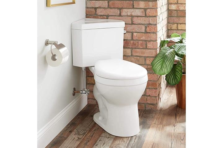 Signature Hardware Toilet