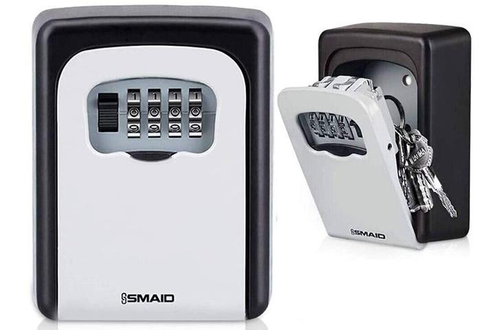 Smaid Key Lock Box