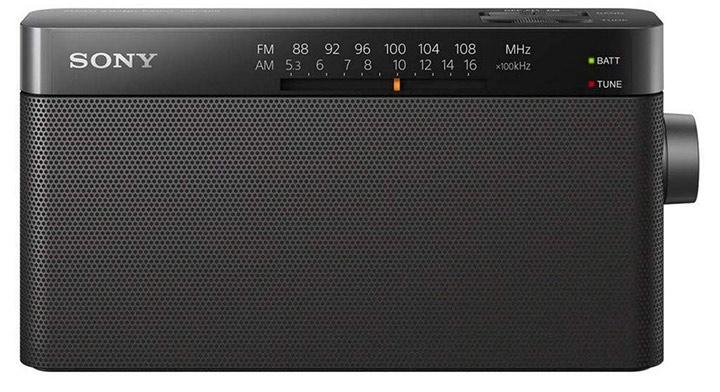 Sony ICF-306 Portable AM FM Radio