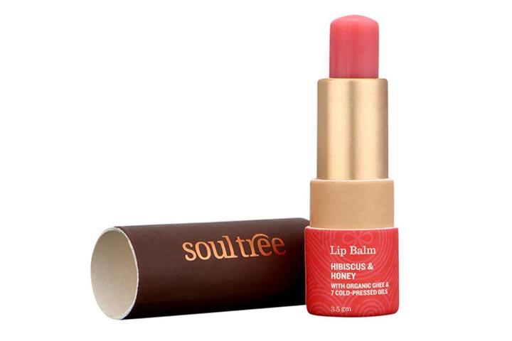 Soul Tree Hibiscus And Honey Lip Balm