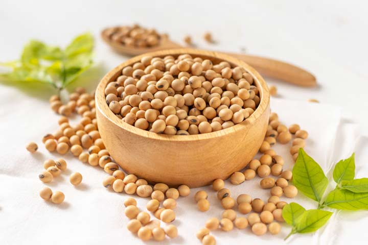 Soybean During Pregnancy in hindi