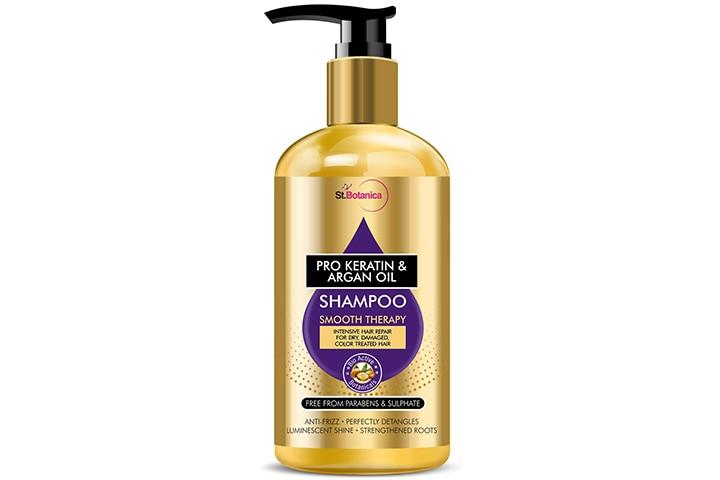 StBotanica Pro-Keratin & Argan Oil Smooth Therapy Shampoo