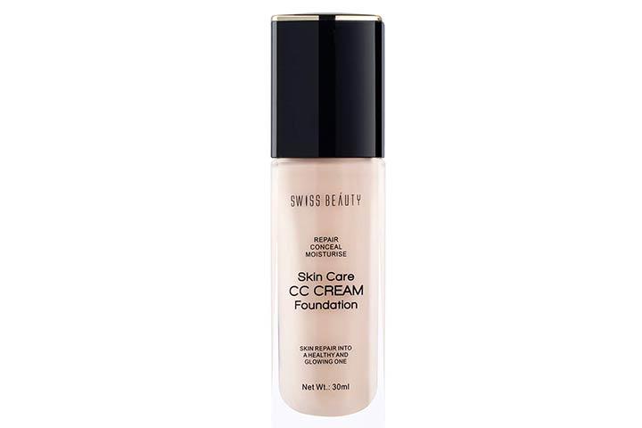 Swiss Beauty Skin Care CC Cream