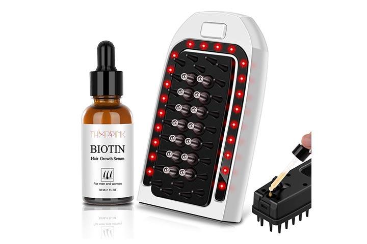 Thappink Biotin Hair Growth Kit