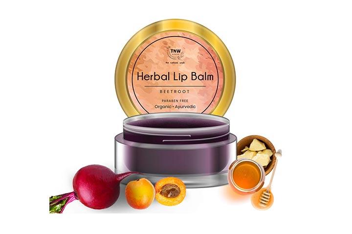 The Natural Wash Herbal Lip Balm