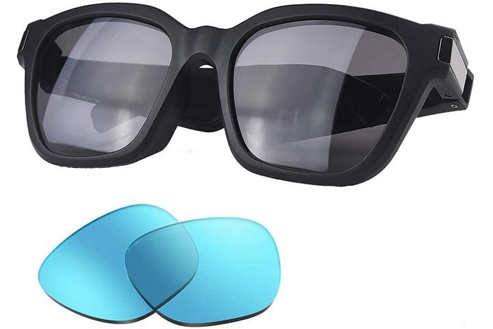 Tiiante Bluetooth Audio Smart Sunglasses