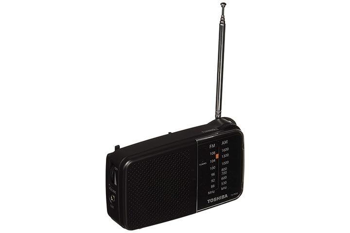 Toshiba Portable Pocket Radio - TX-PR20