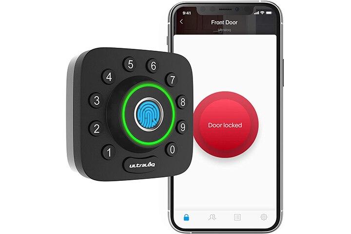 ULTRALOQ U-Bolt Pro Smart Lock