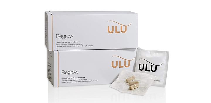 UluLife Hair Vitamins