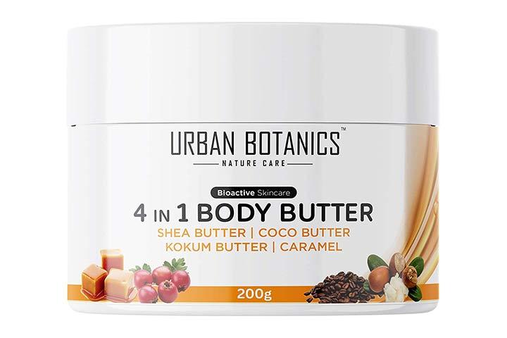 UrbanBotanics 4 in1 Body Butter