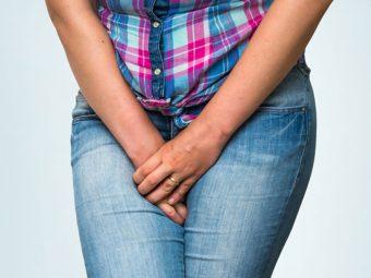 डिलीवरी के बाद मूत्र असंयमितता : कारण, इलाज व व्यायाम  | Urine Incontinence After Delivery In Hindi