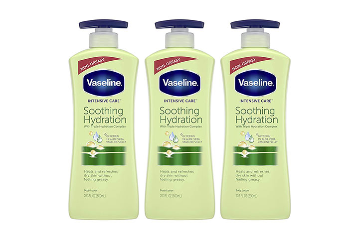 Vaseline Soothing Hydration Body Lotion