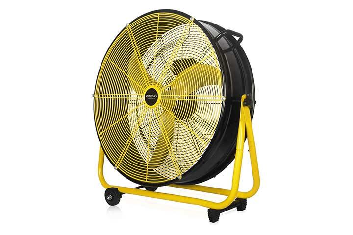 VentisolEnergy Efficiency Heavy Duty Drum Fan