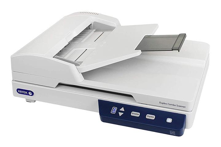 Visioneer Xerox Duplex Combo Scanner