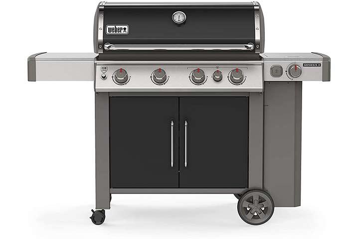 Weber Genesis II Burner Grill
