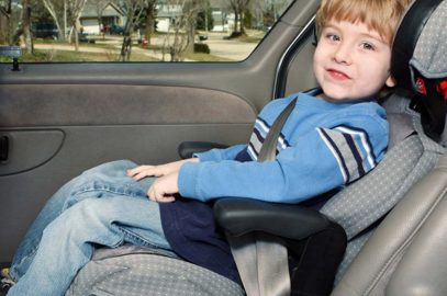 When Can A Child Switch From A Booster Seat To Seat Belt?