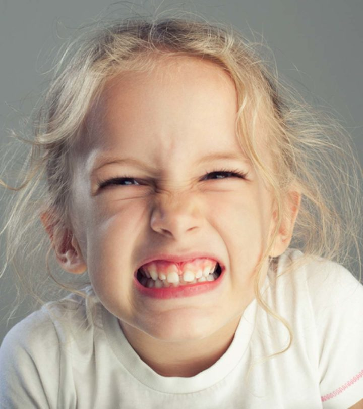 Why Do Children Grind Their Teeth And How To Stop Them?