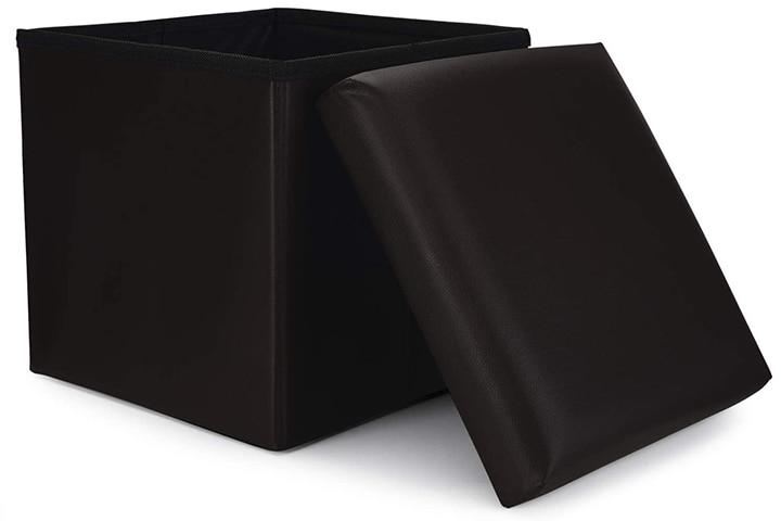 WoneNice Folding Storage Ottoman