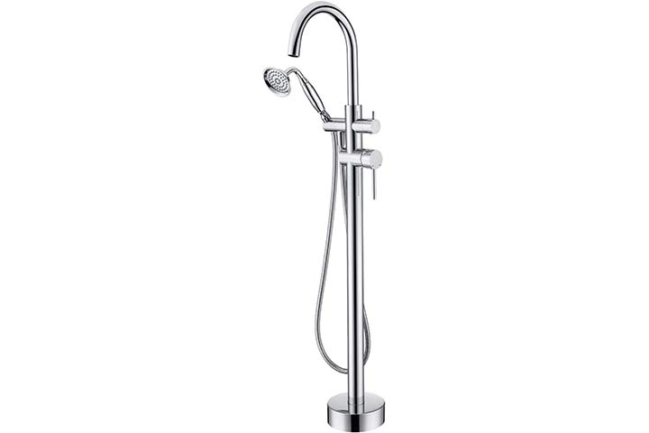 Wowkk Tub Filler Bathtub Faucet