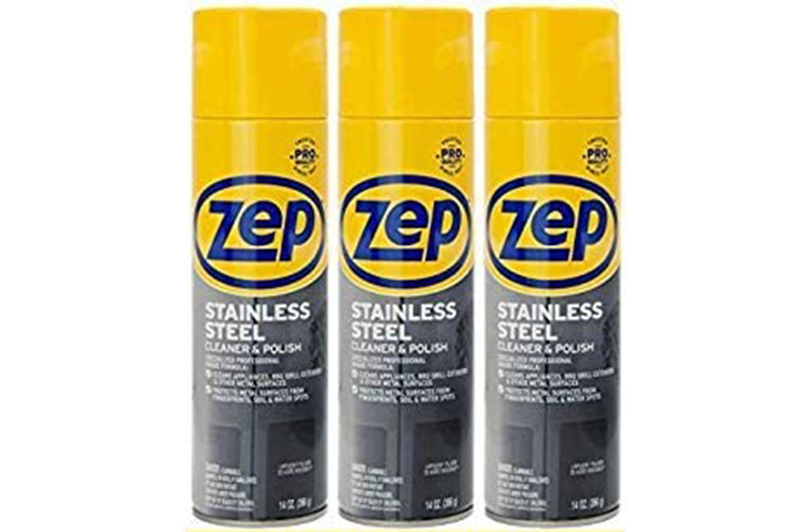Zep Stainless Steel Cleaner and Polish