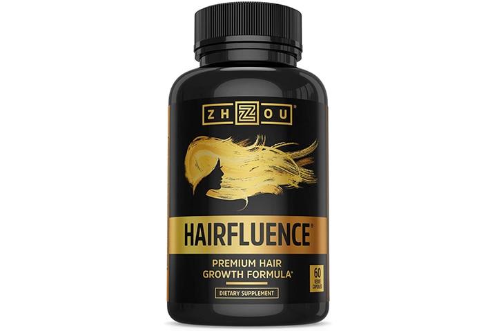 Zhou Hairfluence Premium Hair Growth Formula