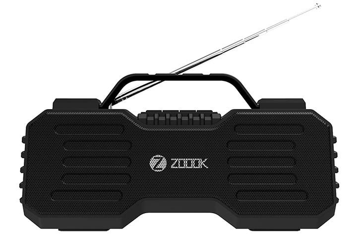 Zoook Rocker Boombox Atom Portable Wireless Bluetooth Speaker