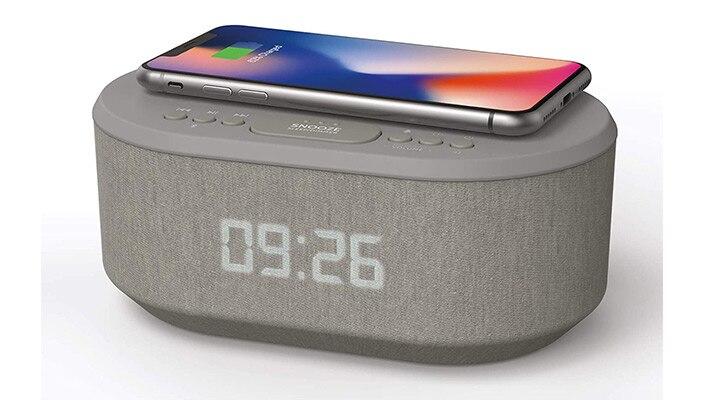 i-box Bedside Radio Alarm Clock