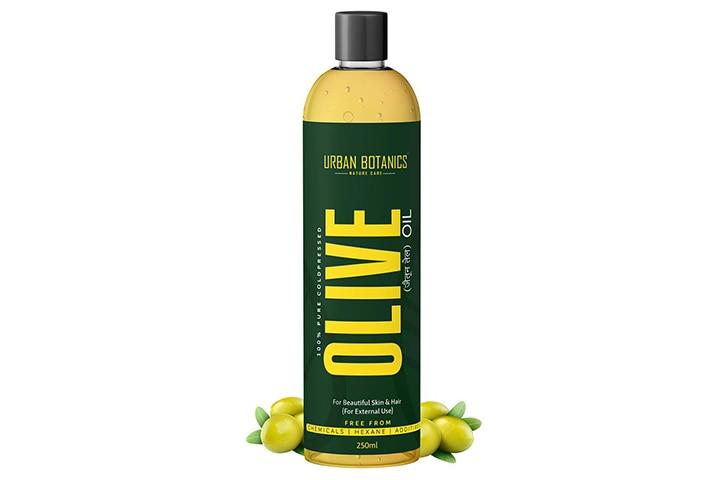 rban Botanics Pure Cold Pressed Olive oil