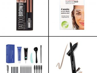 11 Best Eyebrow Tints At Home To Buy In 2021