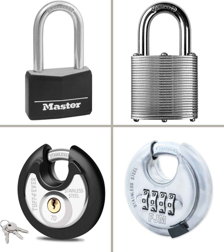 Locks For Storage Units