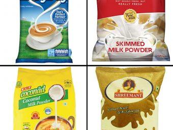 11 Best Milk Powders In India - 2021