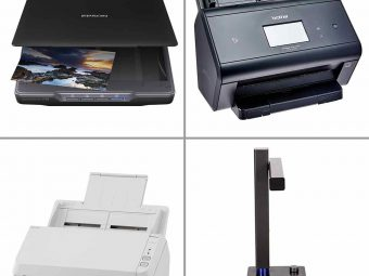 11 Best Scanners In India For Office & Home Use In 2021